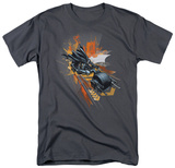 The Dark Knight Rises - Batpod T-shirts