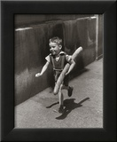 Willy Ronis - Petit Parisien - Poster