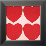 Hearts, c.1979-84 Prints by Andy Warhol