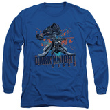 Long Sleeve: The Dark Knight Rises - Batwing T-shirts