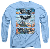 Long Sleeve: The Dark Knight Rises - Shattered Glass Shirt