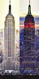 The Empire State Building Poster von Philip Plisson