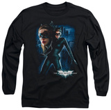Long Sleeve: The Dark Knight Rises - Catwoman T-shirts