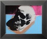 Skull, 1976 Lminas por Andy Warhol