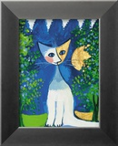Looking Out the Window Prints by Rosina Wachtmeister