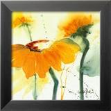 Sunflower V Kunstdrucke von  Marthe