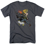 The Dark Knight Rises - Fight For Gotham Shirts
