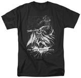 The Dark Knight Rises - Rising Sketch T-shirts