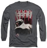 Long Sleeve: The Dark Knight Rises - Bane Poster T-shirts