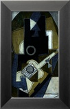 L&#39;Homme a la Guitare, 1918 Art by Pablo Picasso