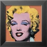 Shot Orange Marilyn, c.1964 Plakater af Andy Warhol