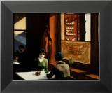 Chop Suey Affiches par Edward Hopper