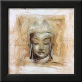Innerlijke vrede Schilderij van Elvira Amrhein