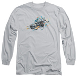 Long Sleeve: The Dark Knight Rises - Dark Rider T-Shirt