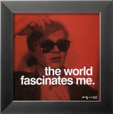 The World Art by Andy Warhol
