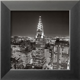 New York, New York - Chrysler Building Kunst von William Van Alen