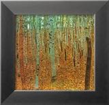 Birkenwald Kunstdrucke von Gustav Klimt