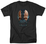 The Dark Knight Rises - Painted Bane T-shirts
