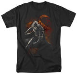 The Dark Knight Rises - Grungy Knight T-Shirt