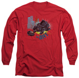 Long Sleeve: The Dark Knight Rises - The Bat T-shirts