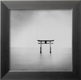 Torii, Takaishima, Honshu, Japan, 2002 Poster von Michael Kenna