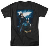 The Dark Knight Rises - Bat & Cat T-shirts