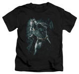 Youth: The Dark Knight Rises - Batman Rain T-shirts