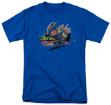 The Dark Knight Rises - Back in the Game Shirts