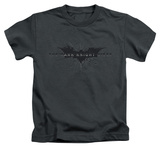 Juvenile: The Dark Knight Rises - Scratched Logo Shirts