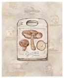 The Mushroom Season (Shitake) Posters