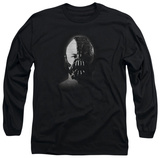 Long Sleeve: The Dark Knight Rises - Bane T-shirts