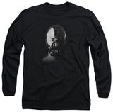 Long Sleeve: The Dark Knight Rises - Bane Shirts