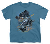 Youth: The Dark Knight Rises - Batmans Toys T-shirts