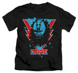 Youth: The Dark Knight Rises - Bane Lightning Shirts