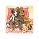 Kids Teddy Bears I Prints