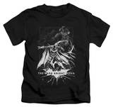 Youth: The Dark Knight Rises - Rising Sketch Shirts