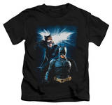 Youth: The Dark Knight Rises - Bat &amp; Cat T-shirts