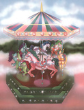 Carousel Photo by Caren K. Legault