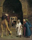 Arabian I Kunst