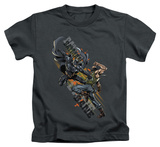 Youth: The Dark Knight Rises - Attack T-shirts