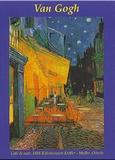 Pavement Cafe at Night Prints by Vincent van Gogh