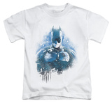 Youth: The Dark Knight Rises - Spray Bat T-Shirt