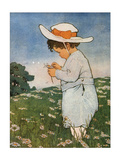 She Lufs Me Posters par Jessie Willcox-Smith