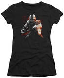 Juniors: The Dark Knight Rises - Bane Battleground T-shirts