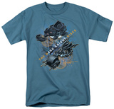 The Dark Knight Rises - Batmans Toys T-shirts