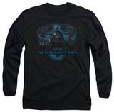 Long Sleeve: The Dark Knight Rises - Gothams Dark Knight T-shirts