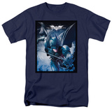 The Dark Knight Rises - Swing into Action T-Shirt