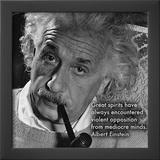 Albert Einstein Reproducción