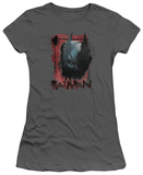 Juniors: The Dark Knight Rises - Fear Me T-shirts