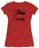 Juniors: The Dark Knight Rises - Evil Rising T-shirts